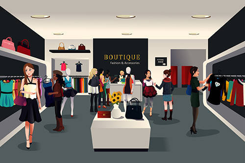 "De ""fashion victim"" a propietario de boutique"