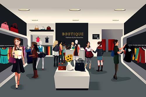 """De """"fashion victim"""" a propietario de boutique"""