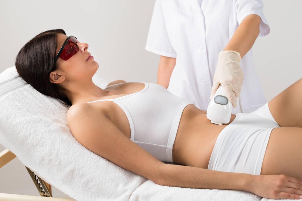 La depilación láser, una práctica forma de cuidarse