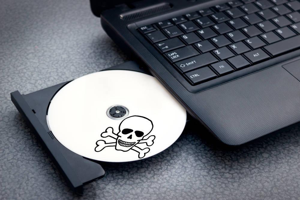 La piratería y los derechos de autor