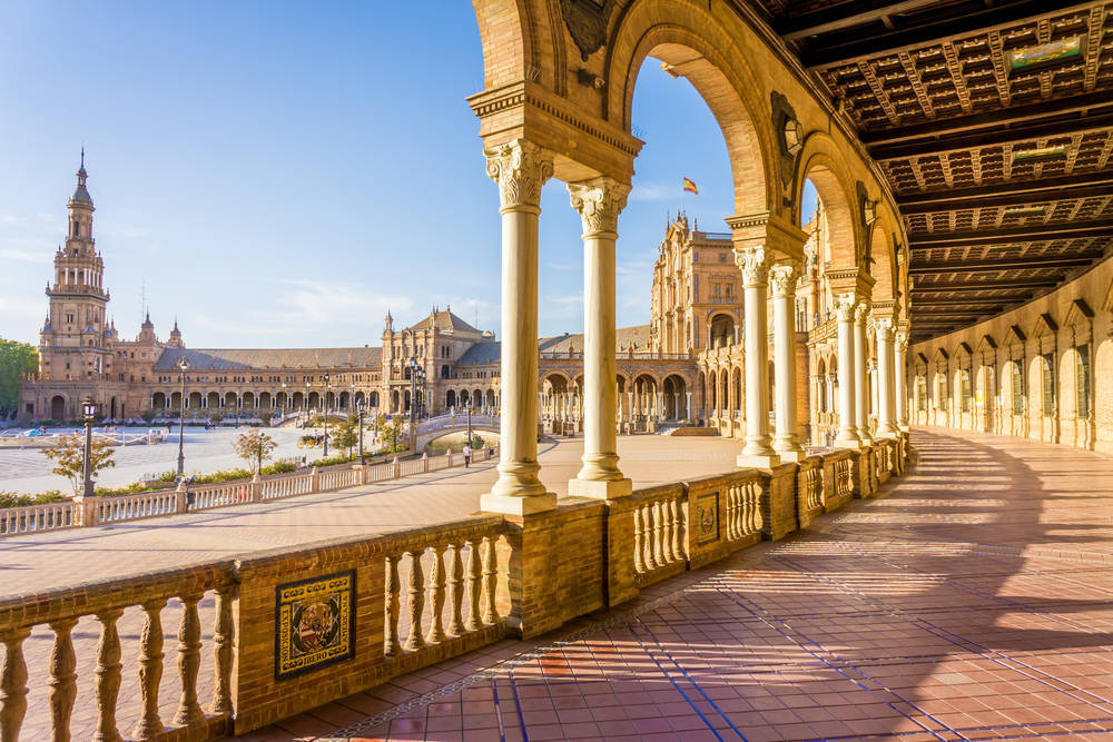 El turismo es un placer en Sevilla