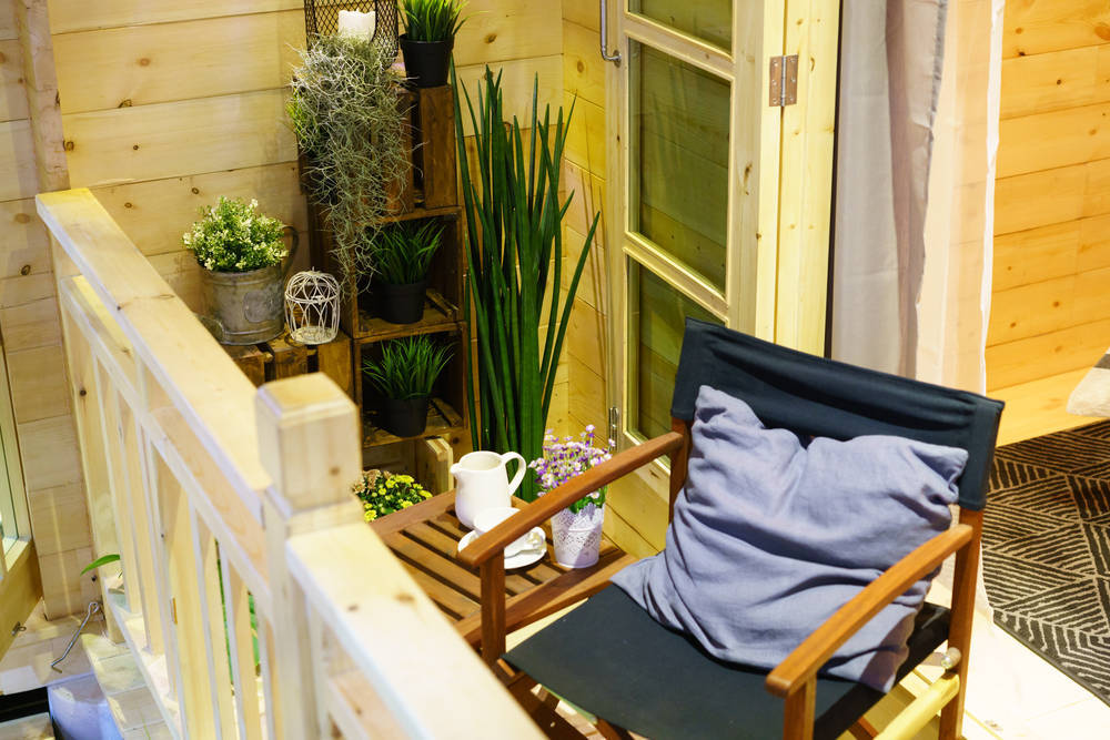 Haz de tu balcón un espacio funcional