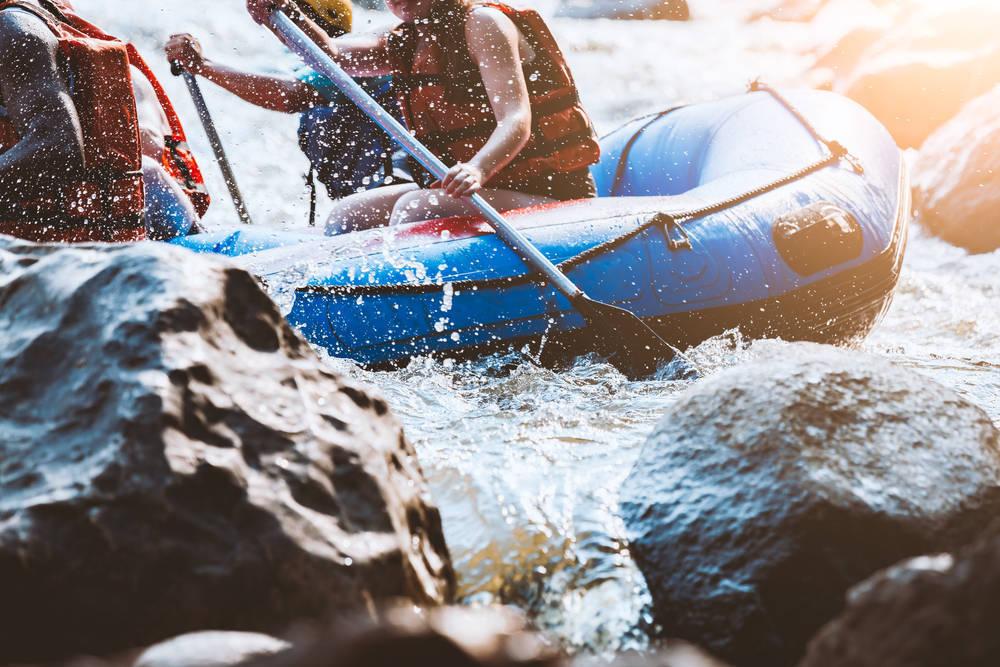 El deporte de aventura es cada vez más demandado