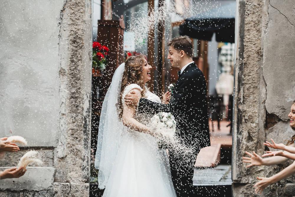 Las modas y tendencias más actuales en las bodas españolas