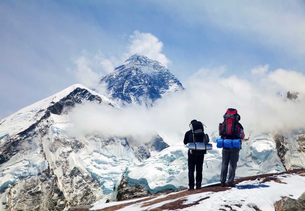 La controvertida escalada al Everest