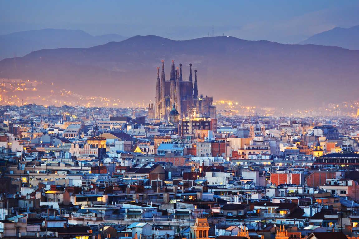 Barcelona, empieza a recuperar su tráfico turístico