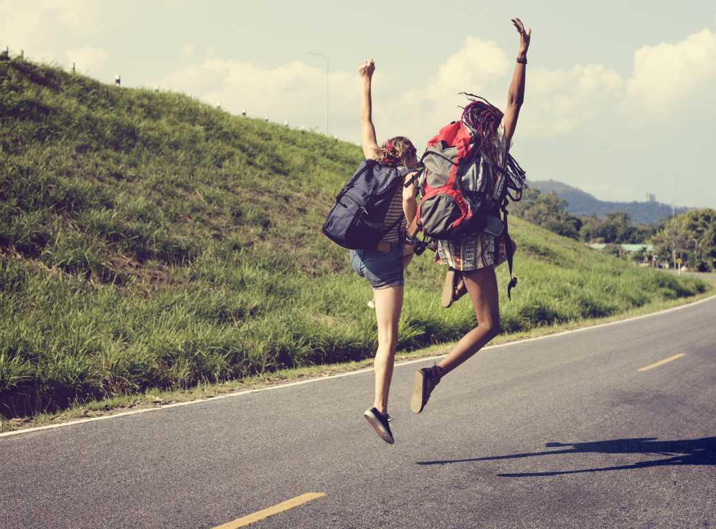 Viajar, una recomendación de los psicólogos para luchar contra la infelicidad